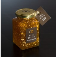 Мёд с золотом для массажа